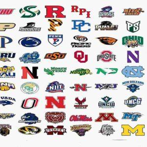 All College Logos Bundle, 385+ College Logos, svg university silhouette designs sports svg cricut logo bundle rep svg peter rabbit svg