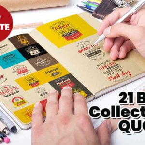 223 Best Collection Quotes Bundle, Motivation Quotes, Life Quotes Bundle, Veteran Quotes Bundle