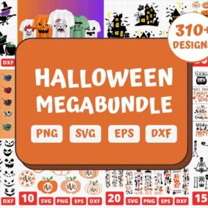 310 Halloween Mega Bundle, Halloween quotes, Halloween porch, Scary pumpkin faces