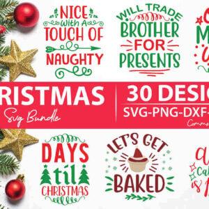 Christmas SVG Bundle