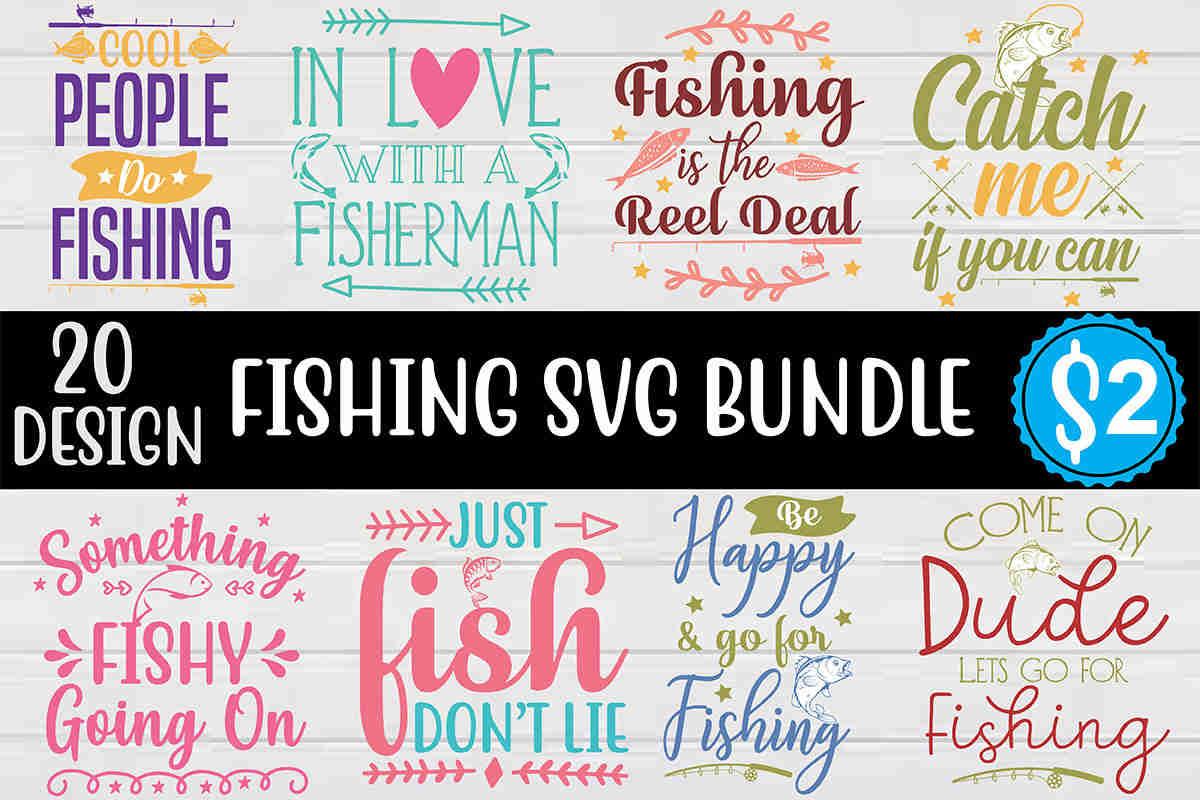 Download Fishing Svg Bundle Digitale Svg