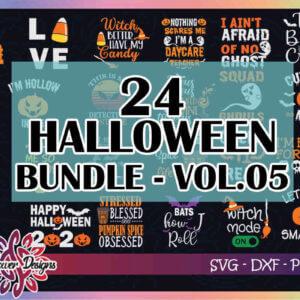 Halloween SVG Bundle Vol 05