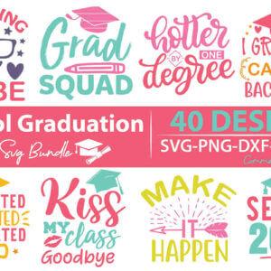 School Graduation Bundle