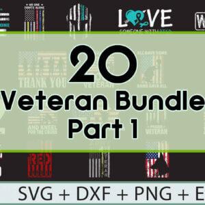 40 Veteran Bundle Vol 1-2