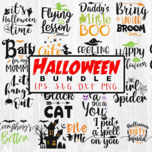 Halloween Bundle Vol-2
