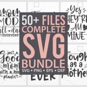 Mother's Day SVG Bundle Vol 9